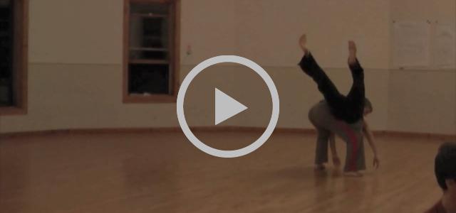 Danse Contact : Joerg Hassmann & Brando