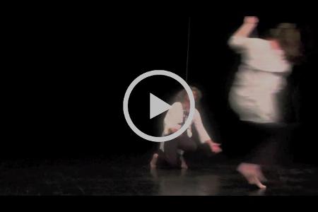 Cie Têt'enl'air – Duo de danse voltige